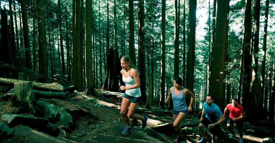 Vancouver Local Does Grouse Grind 17 Times In One Day.