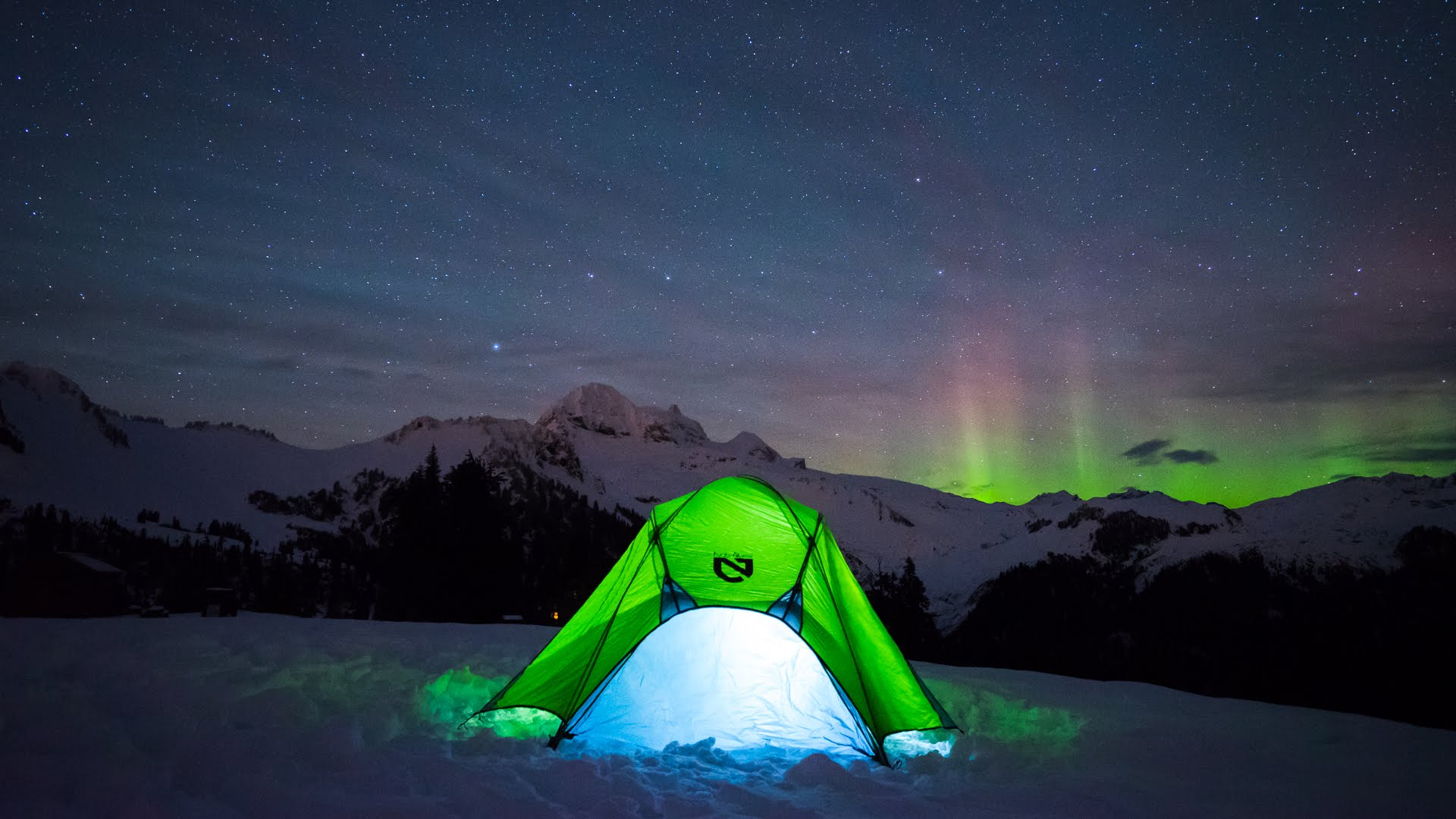 3 Winter Camping spots near Vancouver.
